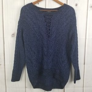 Express Pullover Sweater Size Small